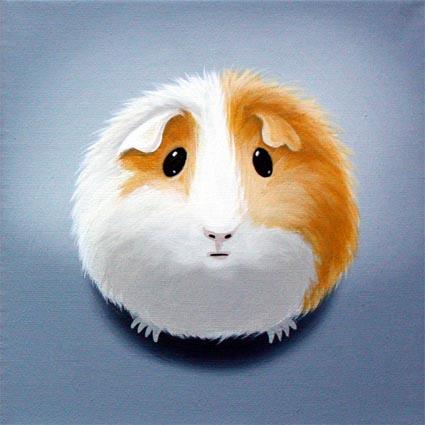 Almuth, 15x15 cm, Acryl/Lw, 60 €